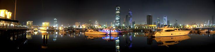 Kuwait Pano by Ali Abdullah on 500px