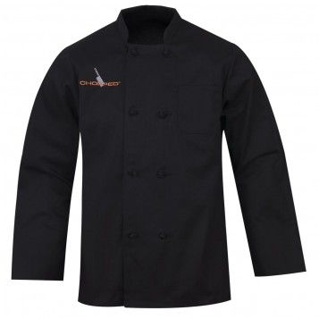 Chopped Men's Chef Jacket, available at the Food Network StoreFood Network, Chops Men, Chops Chefs, Network Stores, Jackets Features, Colors Embroidered, Chops Women, Chefs Jackets, Women Chefs
