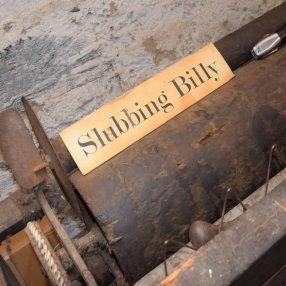 Slubbing-Billy-At-Islay-Woollen-Mill