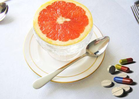 Grepfruit Interacțiuni cu Medicamente