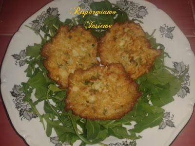 Risparmiamo Insieme - Let's save together: Impalpabili Frittelle di zucchine