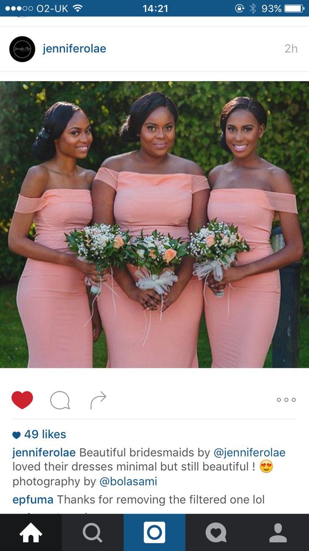 12 best Wardwedding16 images on Pinterest | Brides, Bridesmade ...