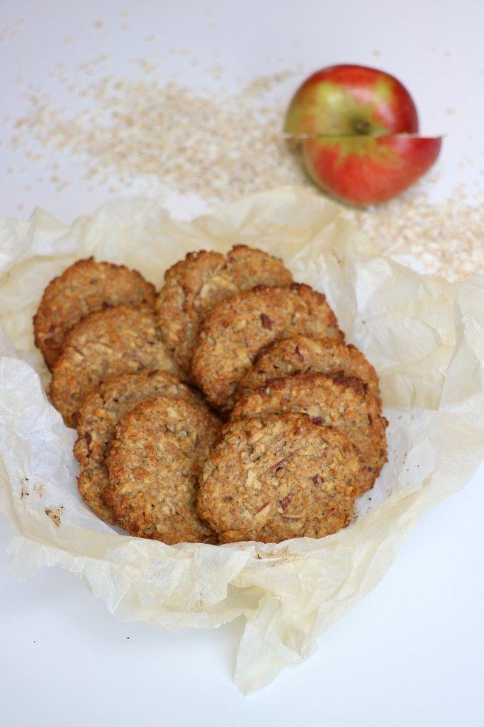 lindastuhaug | Havrekjeks med eple og kanel - lindastuhaug