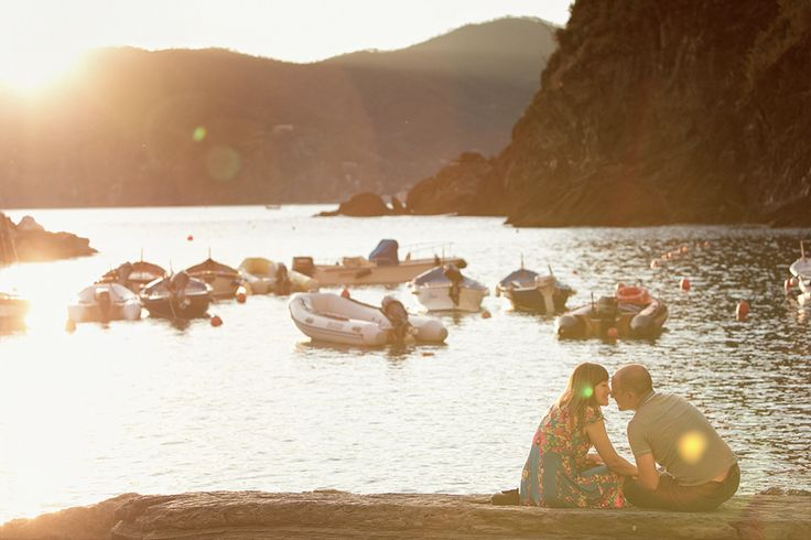 Love in Vernazza, Cinque Terre