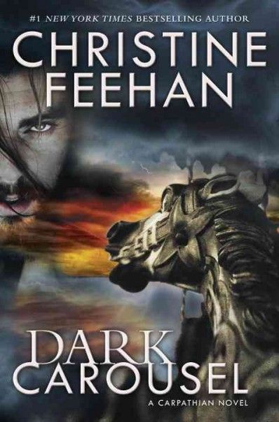 Dark Carousel, by Christine Feehan -- AUGUST