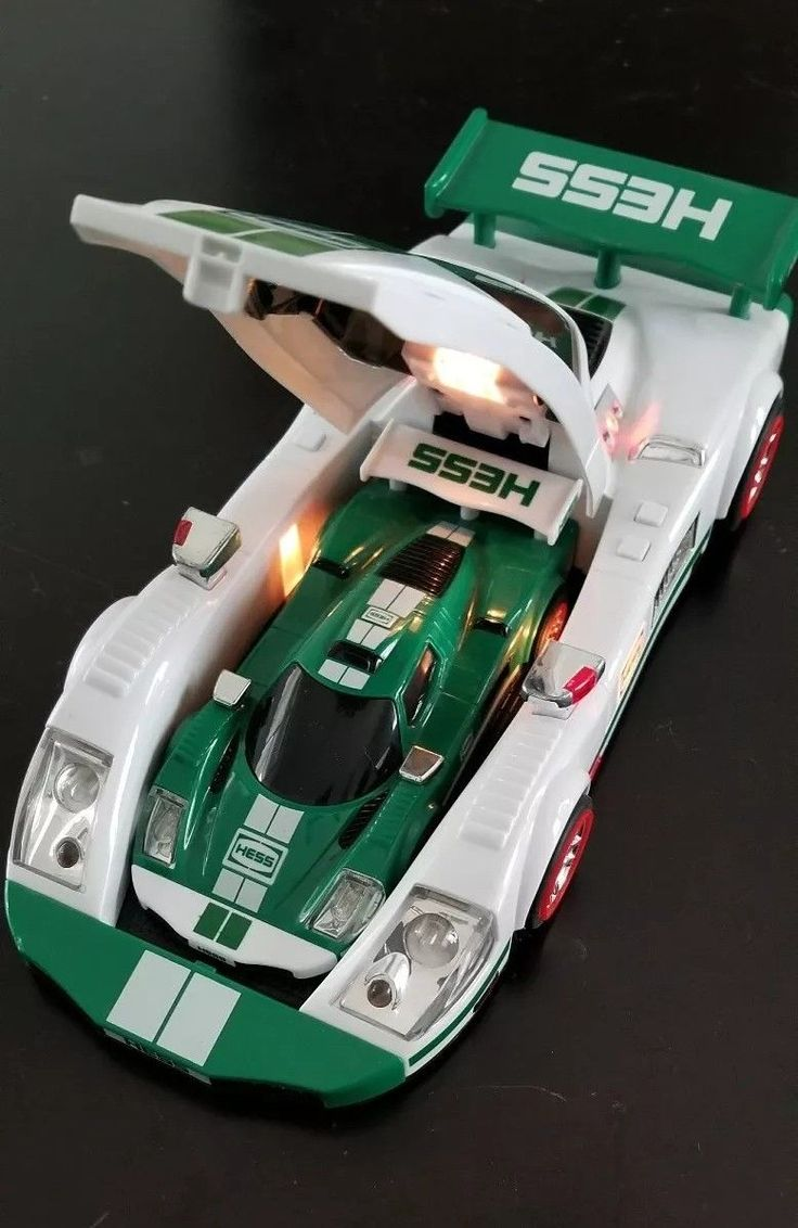 2009 Hess Toy Truck