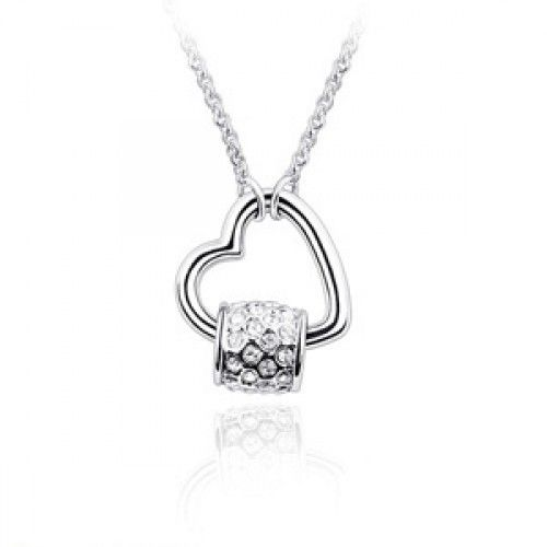 #Heart #Necklace #silver $11.99