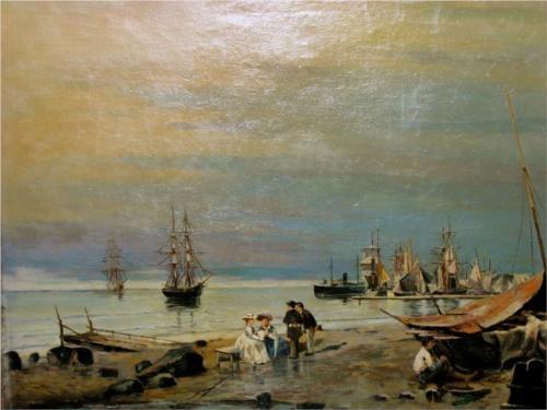 Seascape - Konstantinos Volanakis