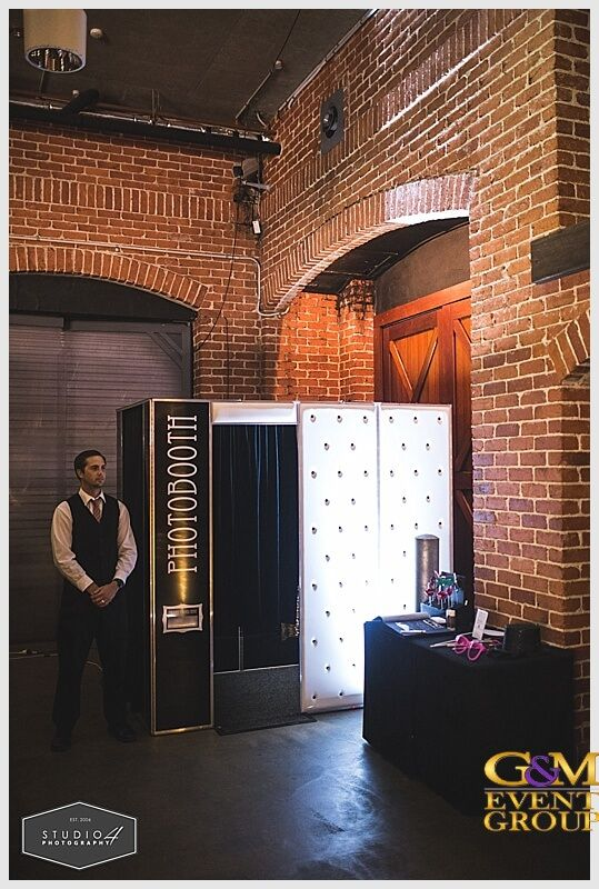 In the Booth Photobooth // A Magnifique  D R E A M  Wedding at Sirromet Winery // Wedding MC + DJ + Lighting Design #MCGlennMackay #DJBenShipway #GMEventGroup #GMDJs #GMLighting #WeddingLighting #WeddingMC #WeddingDJ