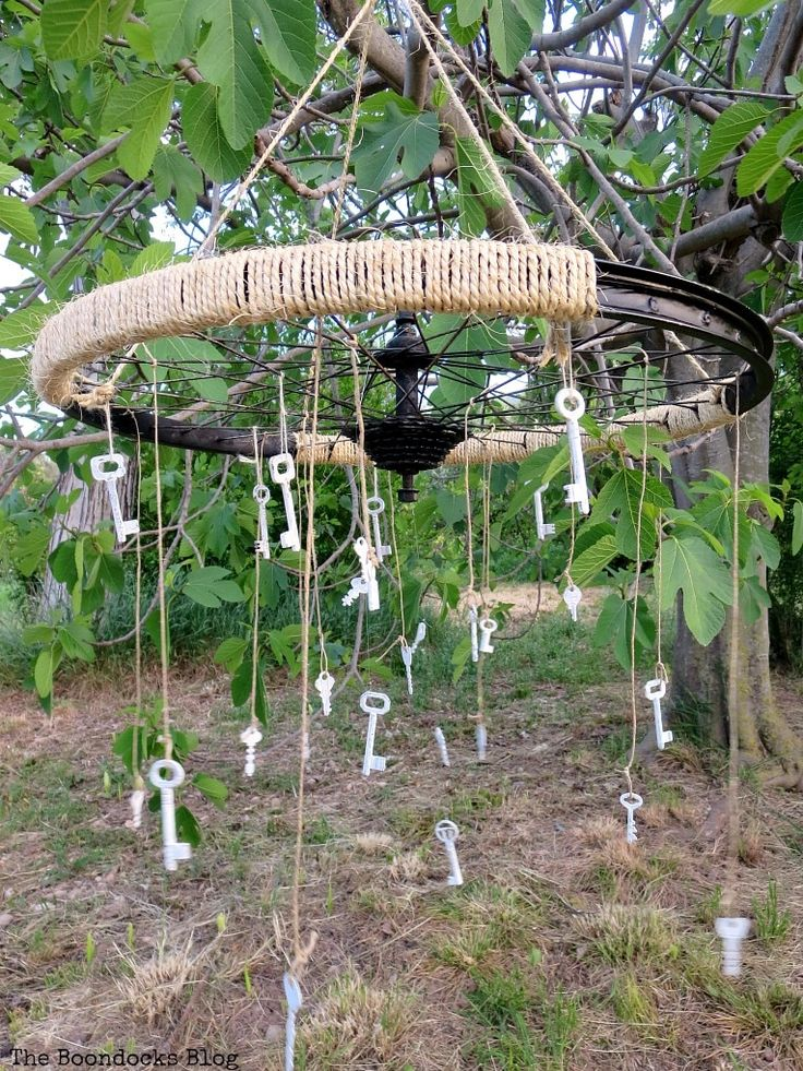 ire rim wind chime, How to Re-purpose a tire rim into a Unique wind chime - Int'l Bloggers Club theboondocksblog.com