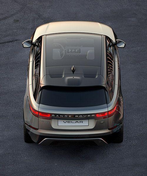 range rover velar will be an 'avant garde' all-terrain vehicle