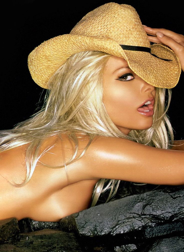 hot blond cowgirls naked