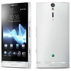 Sony LT26I Xperia S White
