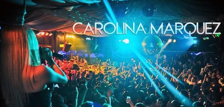 Carolina Marquez Live Show |   Courtesy of Caffè del Mar (Jesolo - Italy)  Photo by Biagio Camiggio    © All rights reserved
