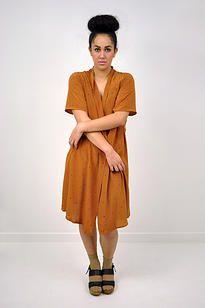 DRESS REHEARSAL SS14 The Wrap Dress www.lovehotel.co.nz