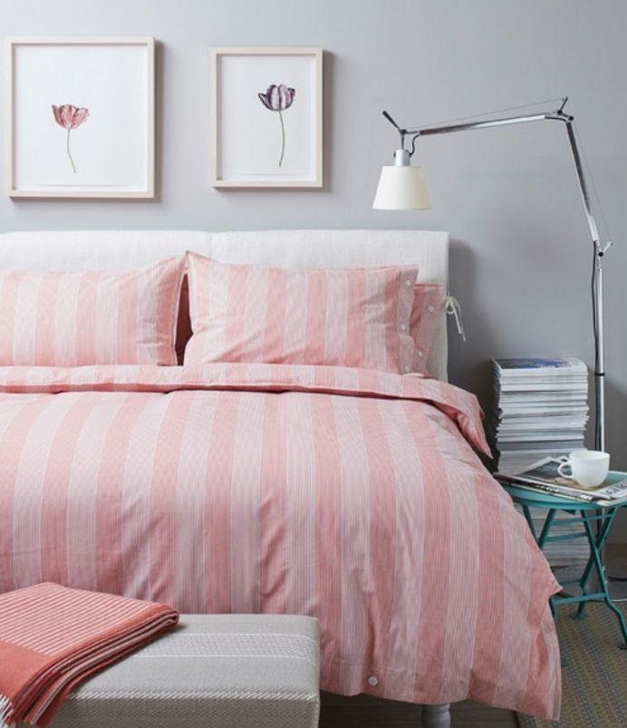 17 meilleures id es propos de chambres gris roses sur pinterest chambres grises d cor de - Chambre gris et bois de rose ...