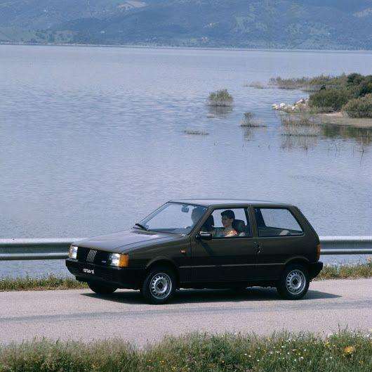 3. Fiat Uno 1989