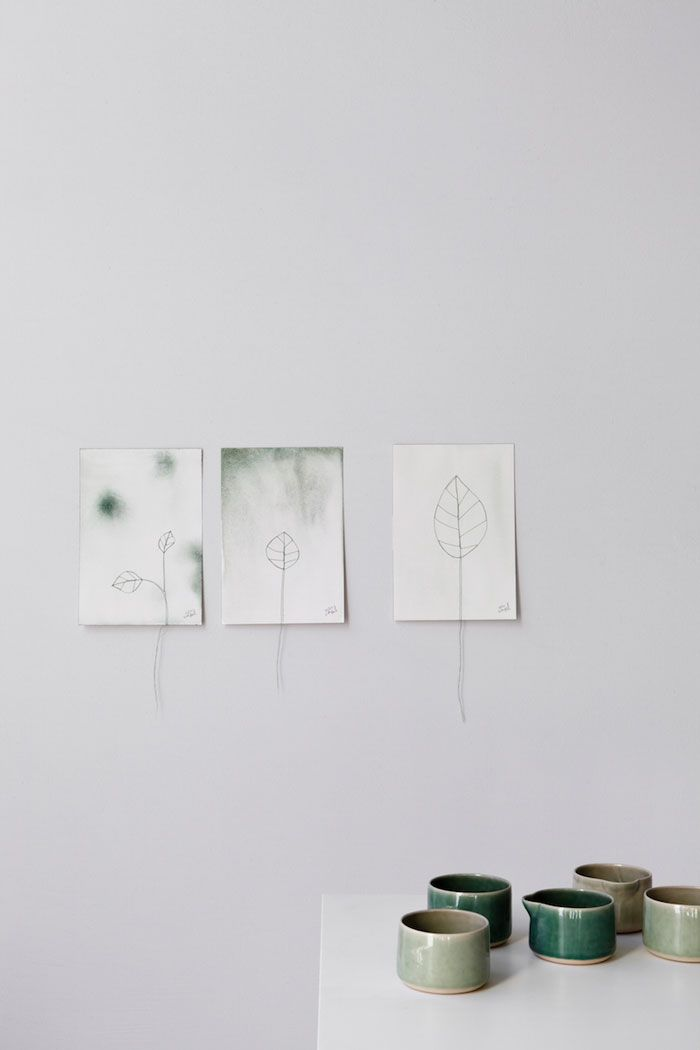 A Tribute to the Green Life Around Us by Silke Bonde - NordicDesign