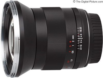 Zeiss 21mm f/2.8 Distagon T* Lens Review