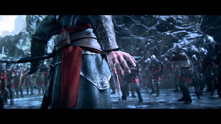 Assassin's Creed Revelations - E3 Trailer Extended Cut [North America]
