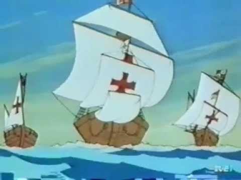 El sueño de Cristobal Colón IV (Érase una vez las Américas)