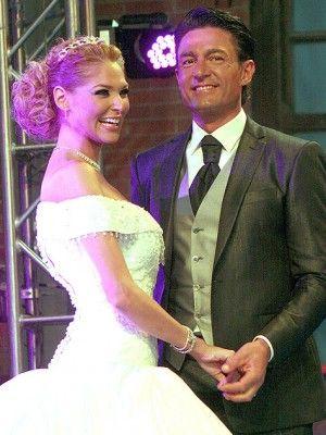 """FOTOS: La """"boda"""" de Fernando Colunga y Blanca Soto en Porque el amor manda"""
