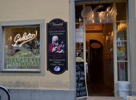 blogdetravel: Jurnal de călătorie, Italia 2015 - Florenţa, Gelat...