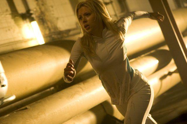 Still of Scarlett Johansson in The Island (2005)
