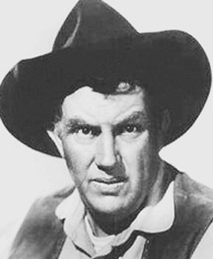 "Andy Devine ...  Raspy-voiced sidekick ""Jingles"" in 1950s TV series The Adventures of Wild Bill Hickok ..."