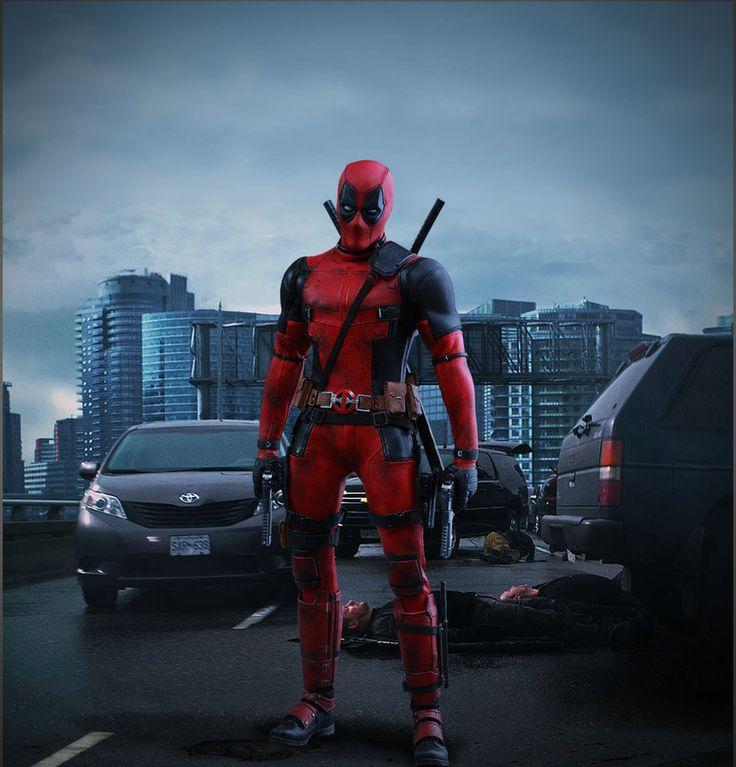 #Deadpool #Fan #Art. (Hot Toys Deadpool w/12-Bullet Shoot-out Poster) By:TwelveInchFigures. (THE * 5 * STÅR * ÅWARD * OF: * AW YEAH, IT'S MAJOR ÅWESOMENESS!!!™) [THANK U 4 PINNING!!!<·><]<©>ÅÅÅ+(OB4E)
