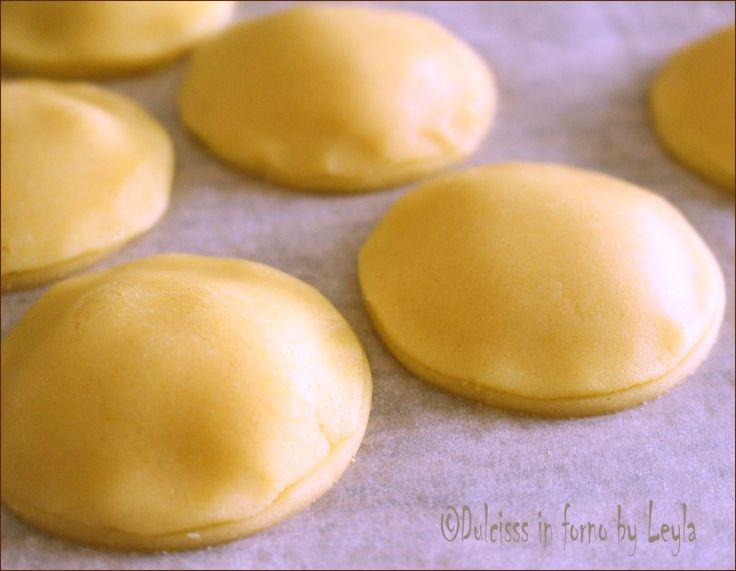 Cuor di mela, ricetta per biscotti per la colazione Dulcisss in forno by Leyla