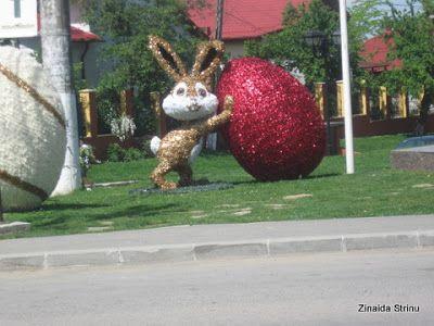 Zinnaida : De Înălțare, amintiri de la Paște