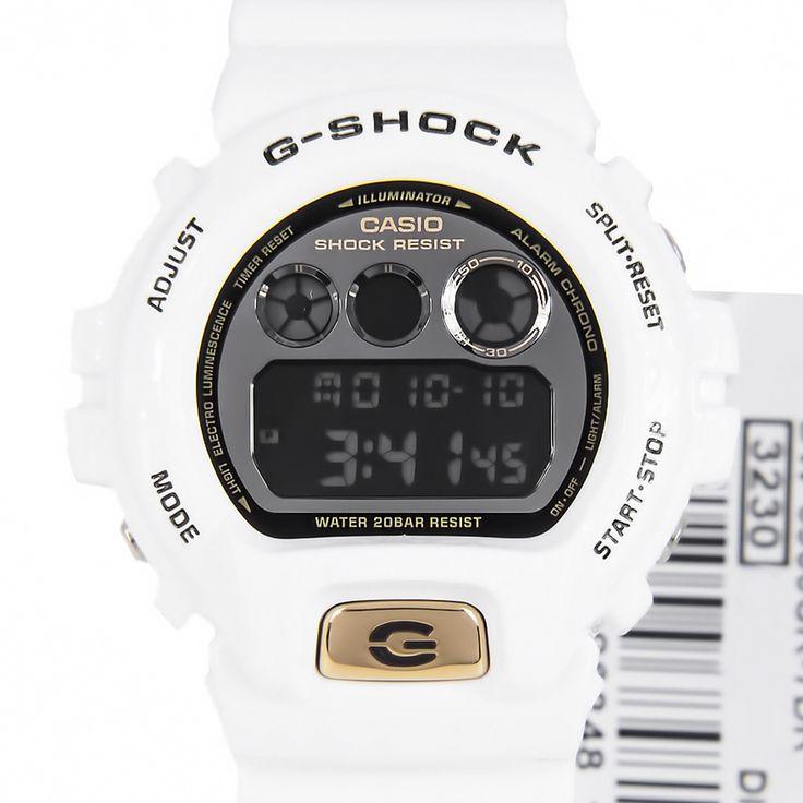 Chronograph-Divers.com - Casio G-shock Watch DW-6900CR-7DR, $104.00 (http://www.chronograph-divers.com/dw-6900cr-7dr/)