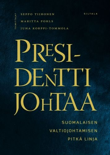 A book on the Finnish presidency