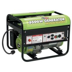 All Power America APG3535CN 3500W 6.5 HP 196CC Propane Powered Generator