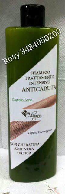 Peccati di Bellezza: CHOGAN, SHAMPOO CURATIVO ANTICADUTA CON CHERATINA ...