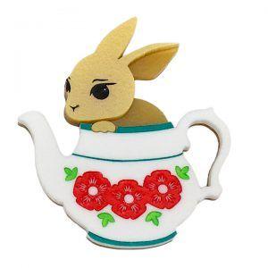Bunny Pot Poppy