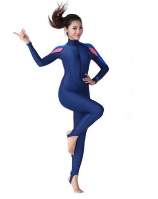 Fashion One piece Swimsuit Plus Size Wetsuits Lycra Surfing Womens surf clothes neoprene Swimming Suit for Men Kids Scuba Diving