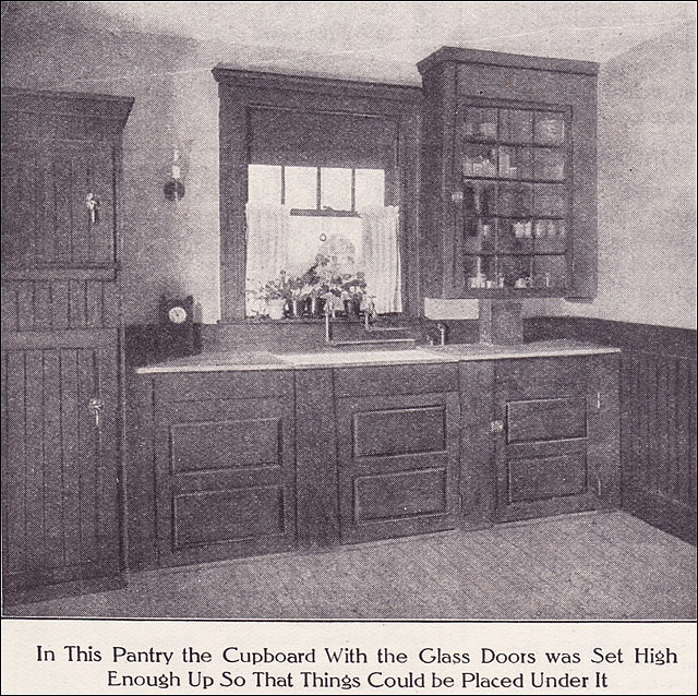 Recrafting A 1915 Craftsman: 1000+ Images About Early 1900s Kitchens On Pinterest