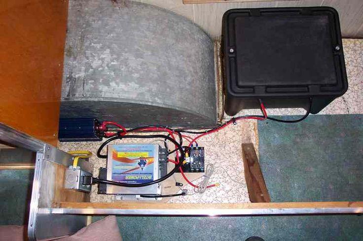 12 v wiring | camper | Camper repair, Vintage trailers, Camper