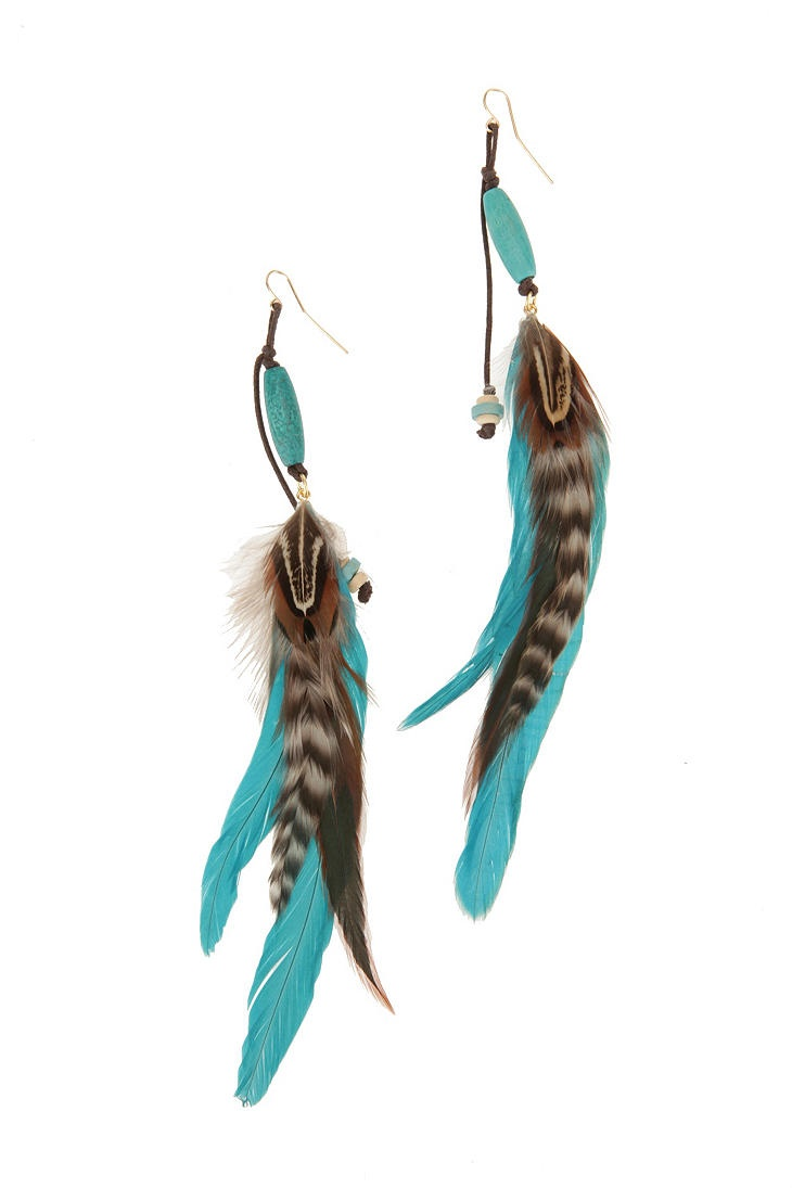 175 best images about feather earrings on
