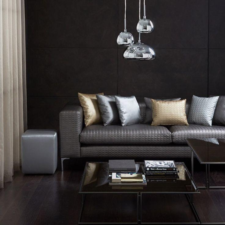 Warwick Fabrics : LUSTRELL GRID