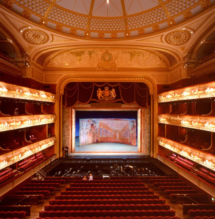 opera house in london - Google Search
