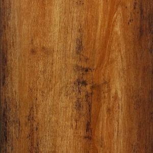 High Gloss Distressed Maple Honey 10mm Thick X 5 1 2 In