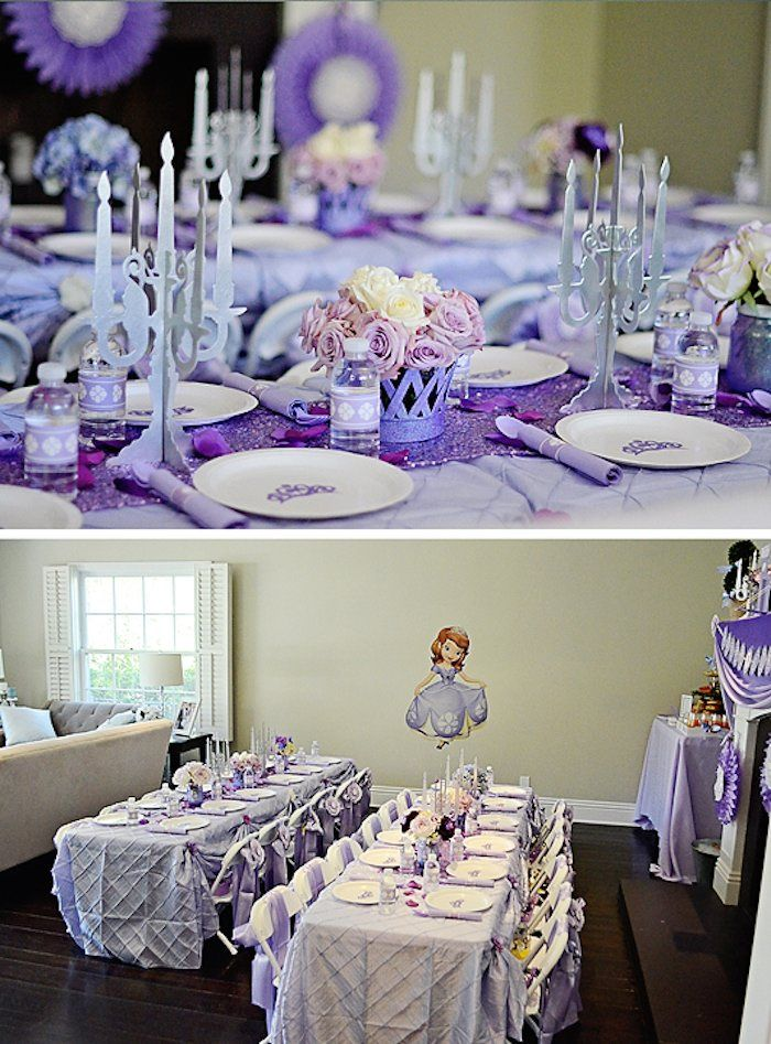 46 Best Images About Party Ideas Sophia The First