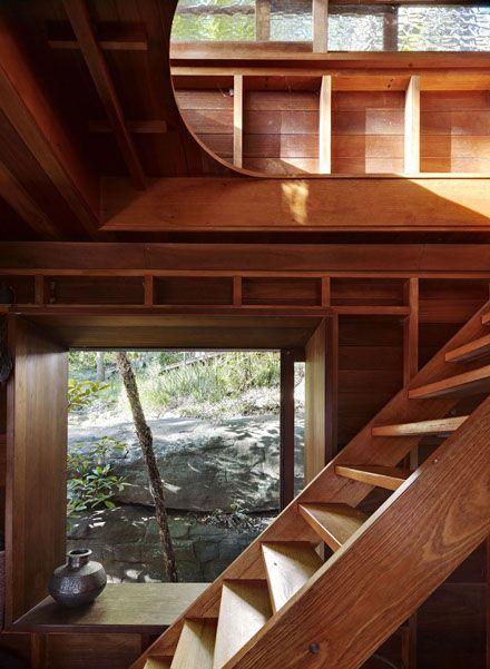 Israel House | Paradise Beach, NSW, Australia | Peter Stutchbury Architecture