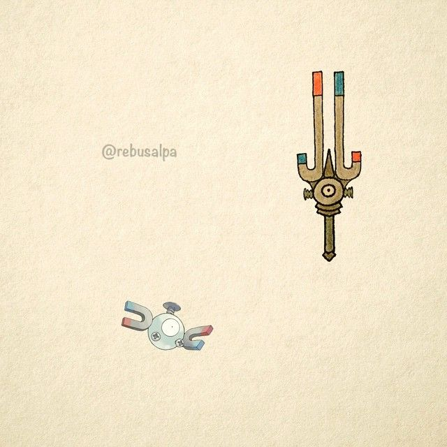 081. Magnemite Weapon