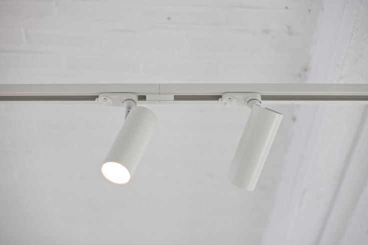 TUKI | DARK® #lighting #tuki #tukiontrack #track #white #led #dark #darlings #design dark.be