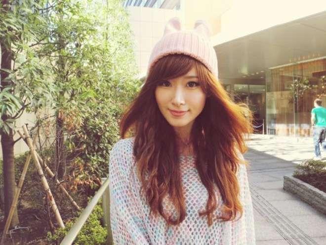 Attention les yeux les asiatiques sont elles les filles - Quelle couleur porter quand on est rousse ...