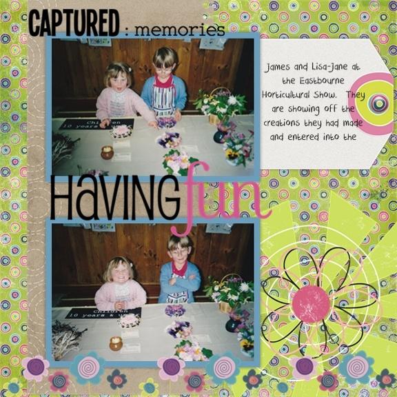 Digital freebies creative memories